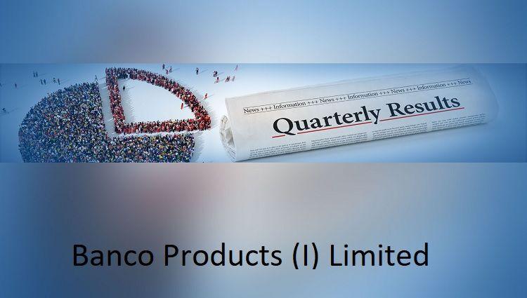 Banco products (India) Ltd